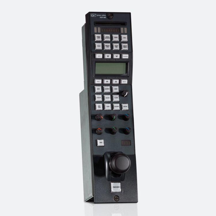Grass Valley OCP-400 LDX/LDK Control Panel