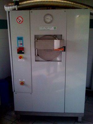 Branson EVD 40 Cleaning Machine