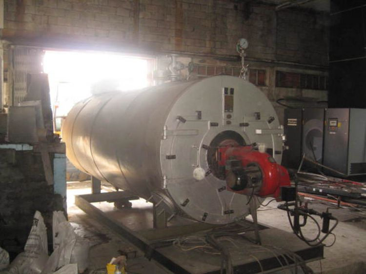 Others Steam Boiler 2 ton/h