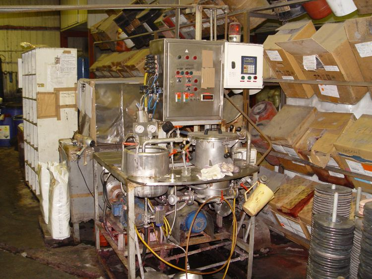 Others Sample Cone Dyeing Machine