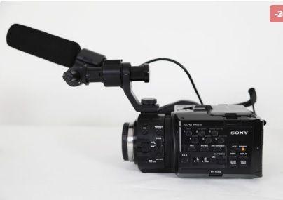 Sony NEX-FS100 video camera
