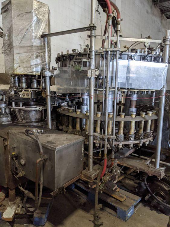 Meyer Complete Soda Bottling Line
