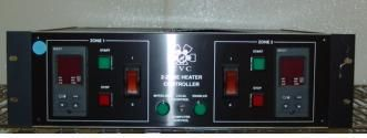 CVC 2 zone heater controller