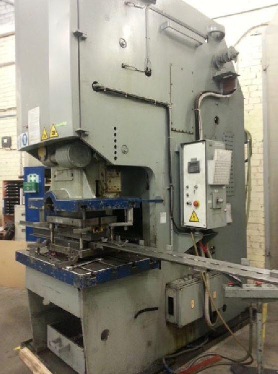Erfurt Eccentric Press - Single Column PEE 250 250T