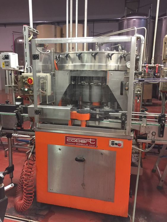 Cobert Exacta  Isobaric  Filling Machine