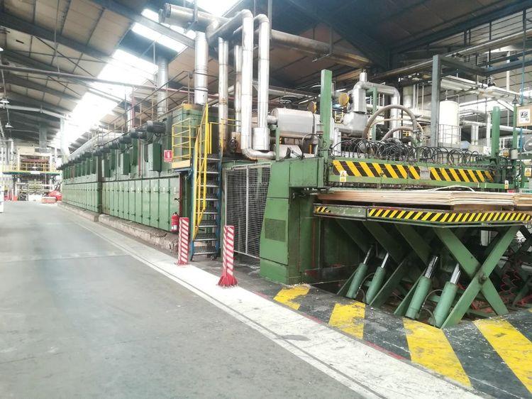 Angelo Cremona ER / B-20 roller dryer
