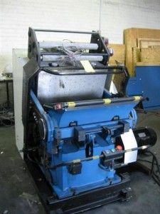 Thomson Platen press
