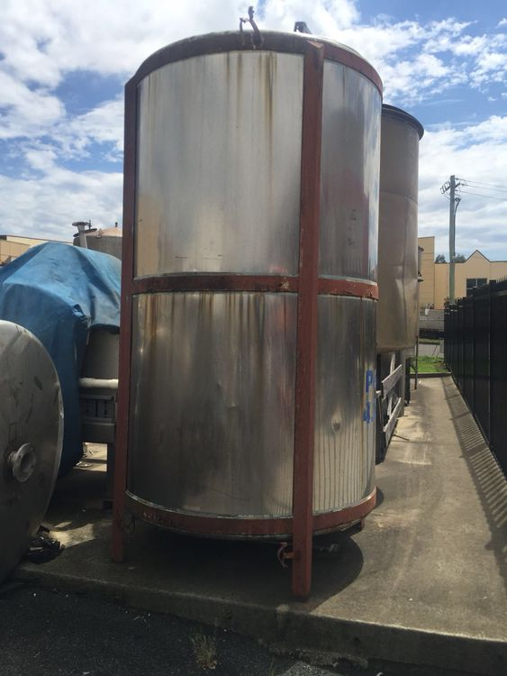 Other 3,500LT Stainless Steel Storage Tank