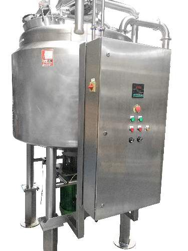 APV High Shear Mixer/Emulsifier Multiverter