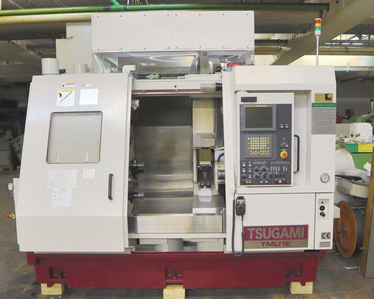 Tsugami FANUC Series 18i-TB 10000 rpm TMU1E 2 Axis