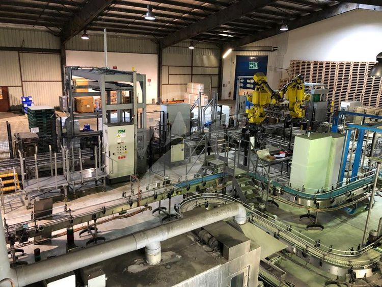 Fanuc, Video Jet COMPLETE WATER LINE