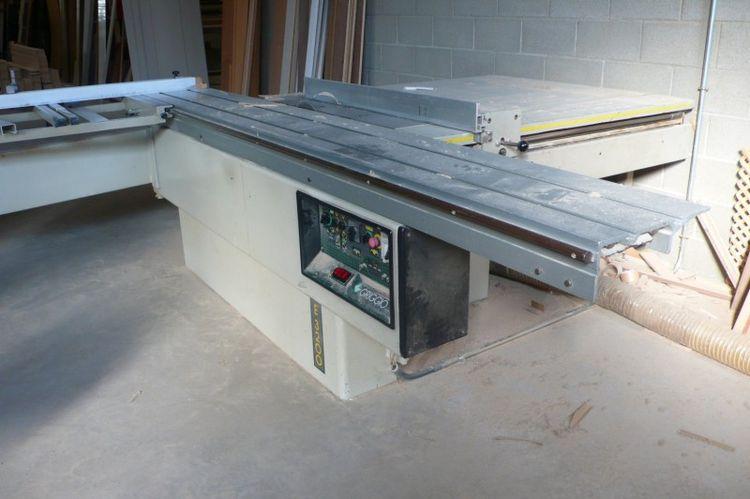 Griggio E 3200, Sliding-table saw