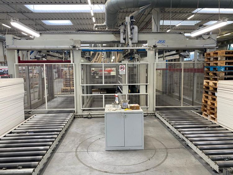 Sirio AUTOMATION Unloading device
