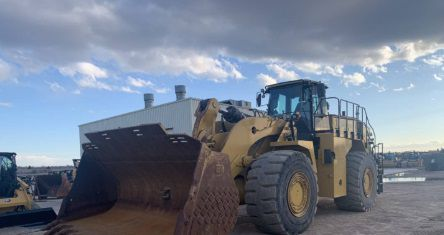 Caterpillar 988K Wheel loader