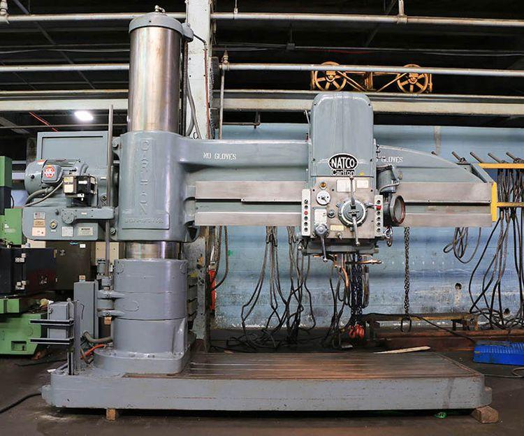 Natco 4A RADIAL DRILL 1500 RPM