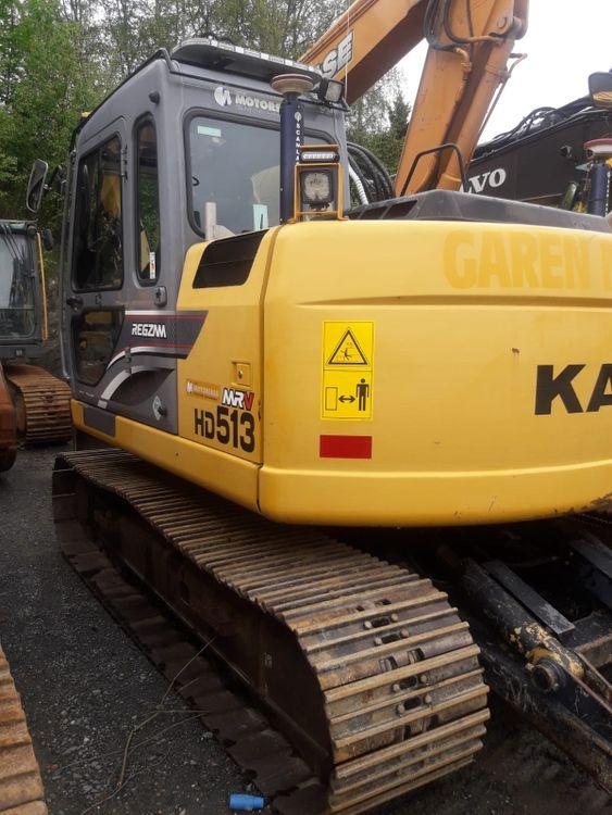 Kato HD513MRV Excavator