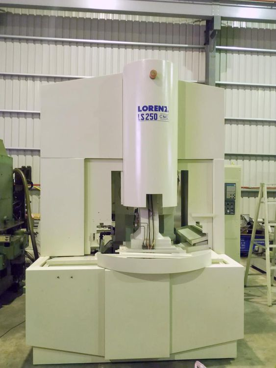 Lorenz LS 250 1200 s/min CNC gear shaping machine