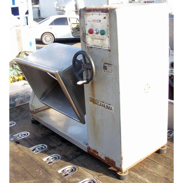 Naganuma  NMS-80 Mixer