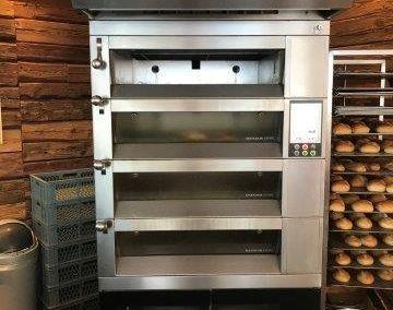 Werner & Pfleiderer Matadore Store 8.6.4 Deck oven
