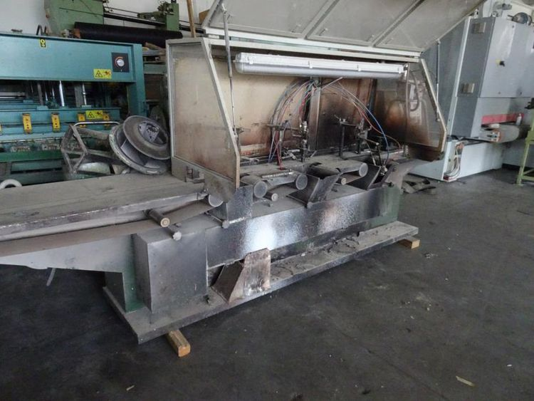 Makor Spraying machine 3 tanks