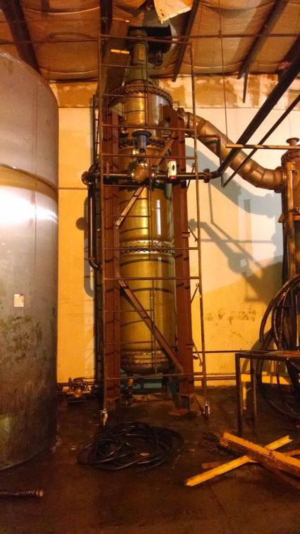 Wuxi Lima Vertical Thin Film Evaporator
