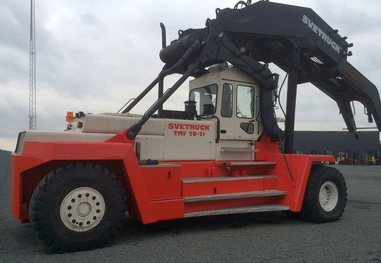 SVETruck TMF 28-21 35000 kg