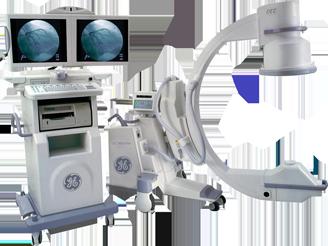 OEC 9900 Elite NeuroVascular C-Arm