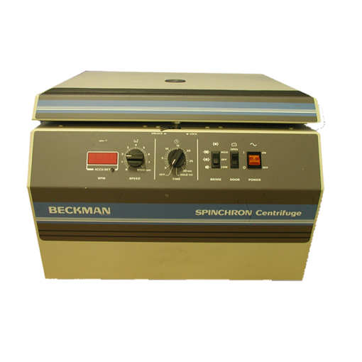 Beckman Spinchron Benchtop Centrifuge