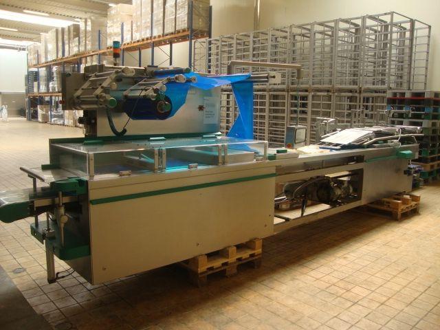 Dixie Pak EVO0242 Thermoforming machine