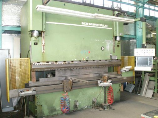 Hammerle AP 200 / 3100 2000 kN