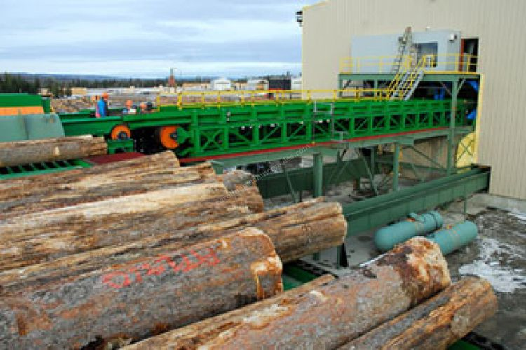 COMPLETE OPERATION SAWMILL & PLANER MILL