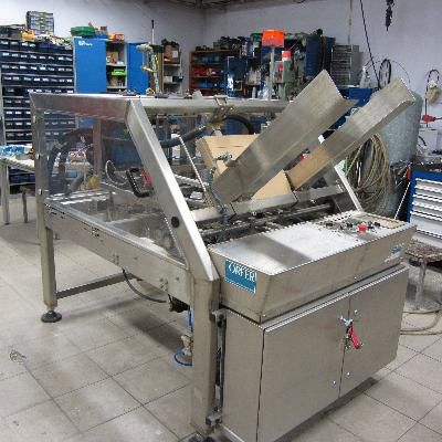 Other D-8915 Box forming machine