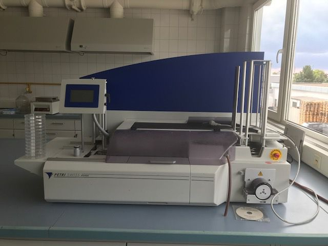 Other Petriswiss PS900 Petri dish filling system