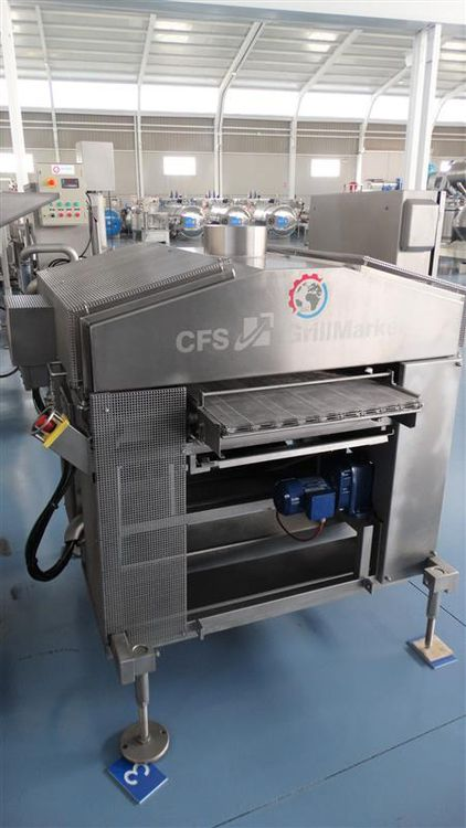 CFS GRM  622 GRIING OVEN