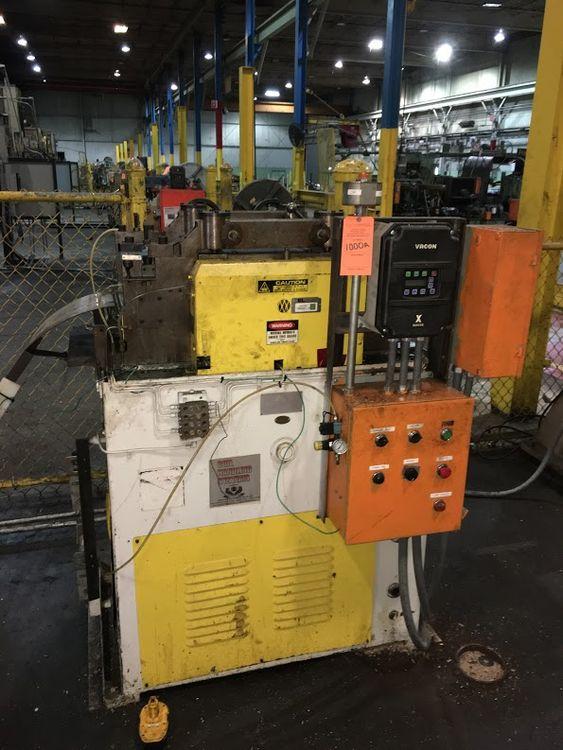 COIL HANDLING SYSTEMS  CHS LAM 2-21-12 2500 LBS