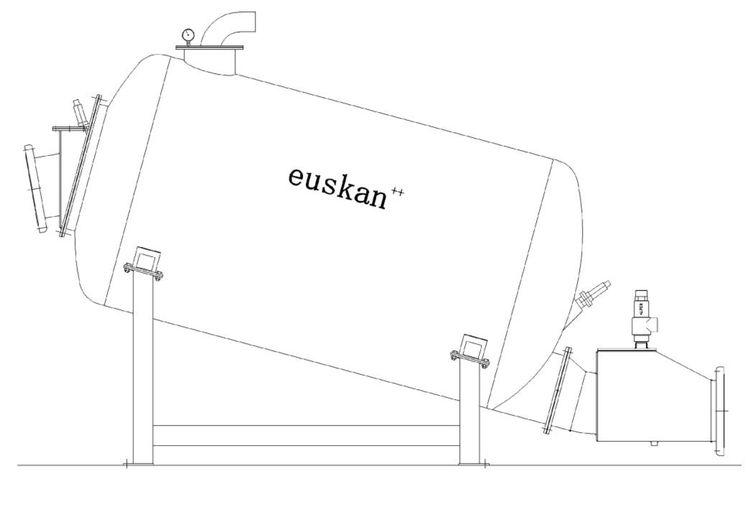 Euskan VS 3000 Vacuum System