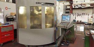Deckel Maho DMU 60 T 4 AXIS
