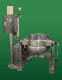 Kajiwara RB836S Steam Jacketed cooker / kettle