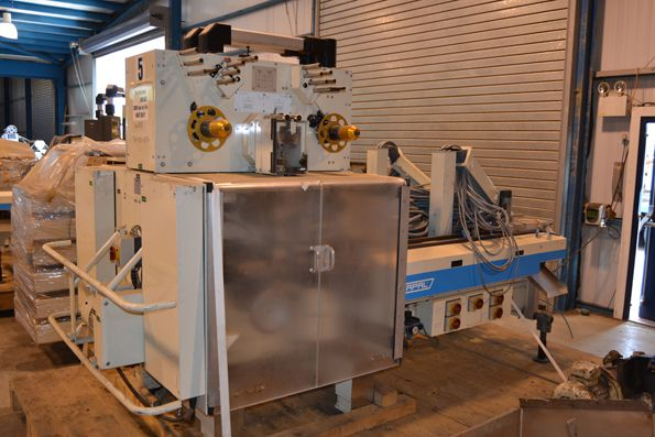 2 Sapal DPN6C  High Speed Bunch Wrappers