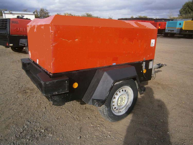 Ingersoll Rand 7/31G Compressor 105cfm @ 100psi