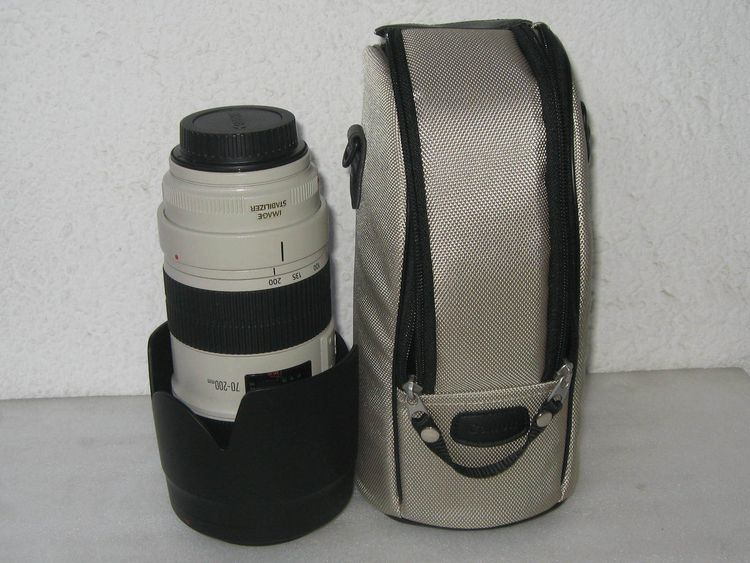 Canon EF 70-200mm F / 2.8L IS II USM