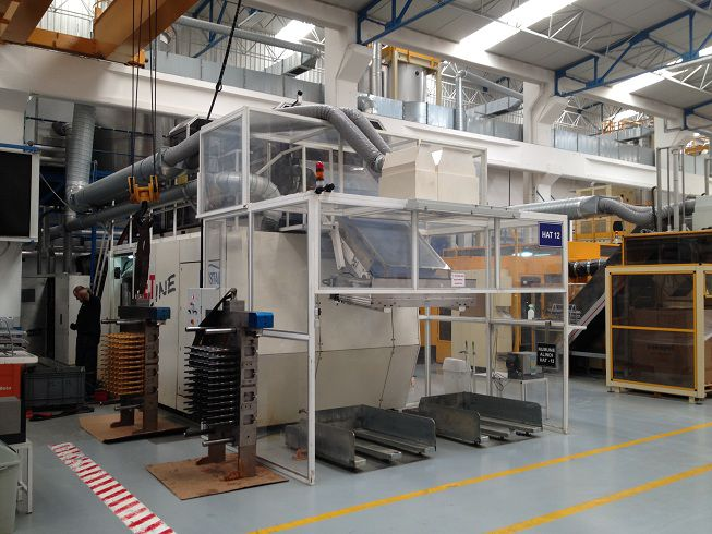 Netstal PETLINE 6000-6600 Injection Moulding machine