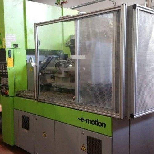 Engel E-MOTION 310/100, ELECTRIC INJECTION PRESS 100 Ton