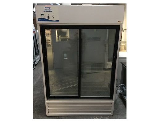 Fisher Scientific 13-986-245G Glass Door Lab Refrigerator