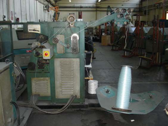 Sima Alfa12 Fully automatic spooling machine