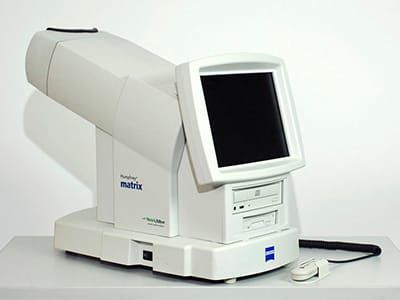 Humphrey Zeiss Matrix 715