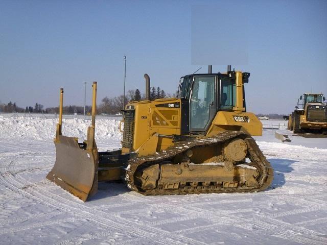 Caterpillar D6N LGP Track Buldozers