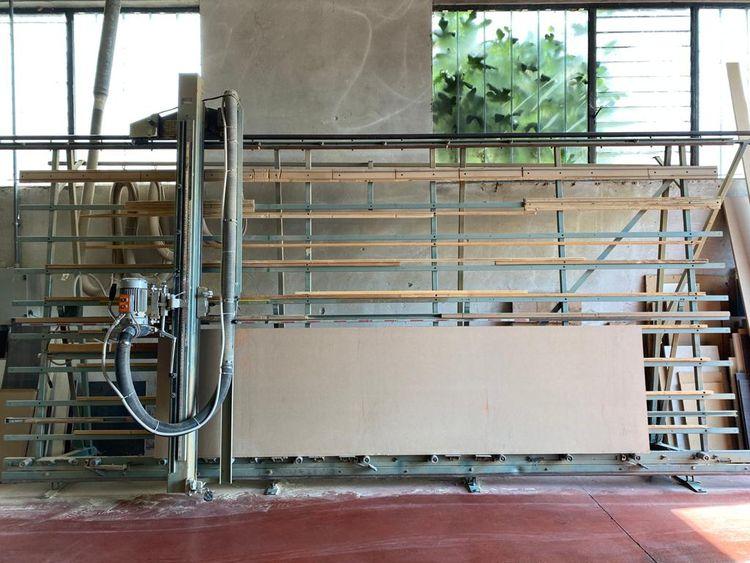 GMC KGS, Vertical panel saw