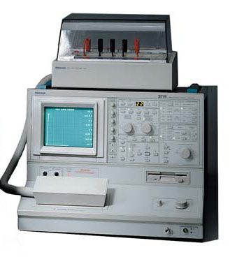 Tektronix 371A Semiconductor testers curve tracers