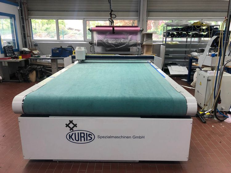 Kuris Texcut 3001C Cutting Table